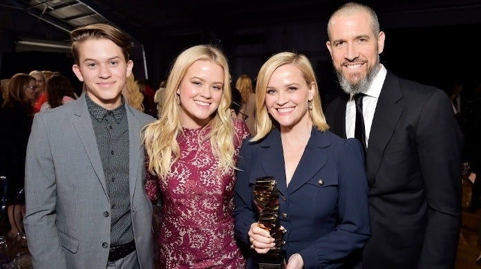 reese witherspoon jim tith family getty images