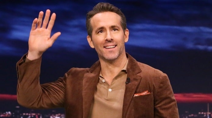 ryan reynolds tonight show getty images nbc