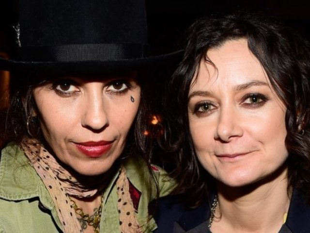 Sara Gilbert and Linda Perry: Did 'The Talk' Co-Host Hint at a Split Earlier This Year?