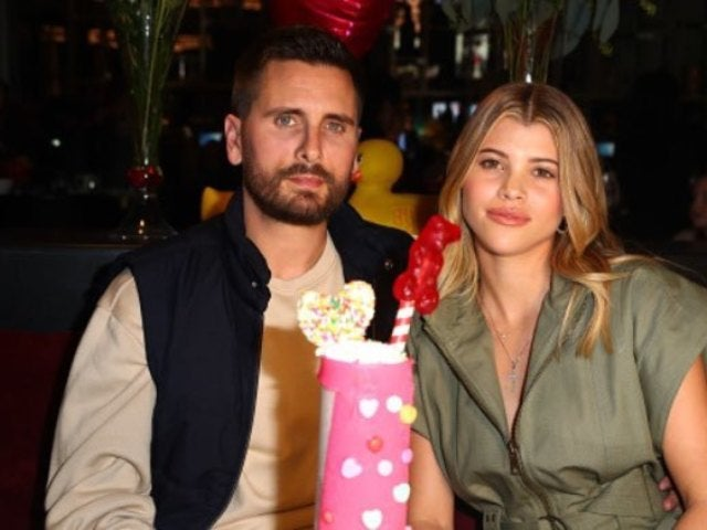 Sofia Richie Shares Flirty Emoji Message on Instagram for Boyfriend Scott Disick