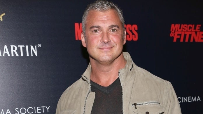 shane mcmahon getty images