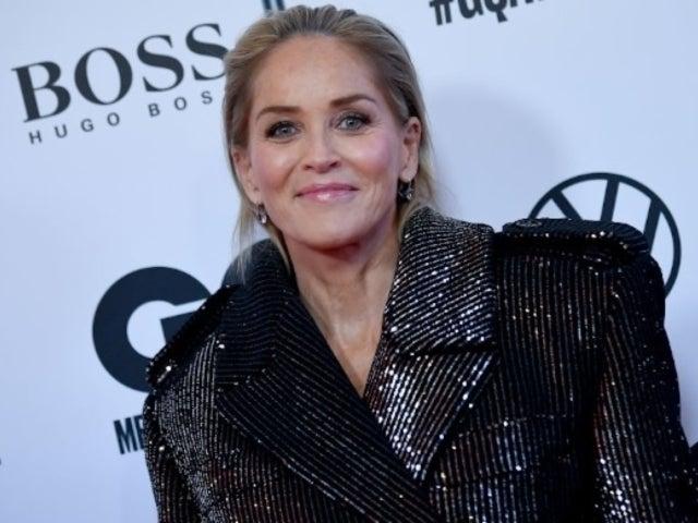 Sharon Stone Congratulates 'Dog the Bounty Hunter' on Engagement to Francie Frane