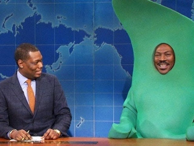 'SNL': Eddie Murphy's Gumby Crashes 'Weekend Update,' and the Reactions Are Pouring In