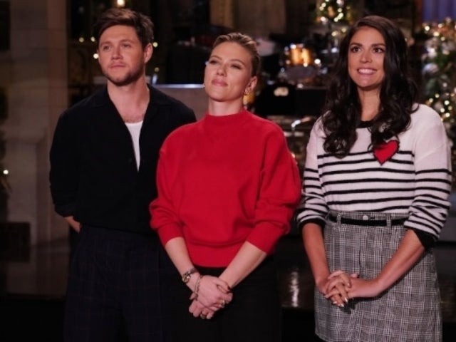 'SNL': Scarlett Johansson and Niall Horan Cut it up With Cecily Strong in Christmas Promo
