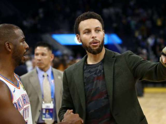 Steph Curry Targeted by Alleged Nude Photo Leak