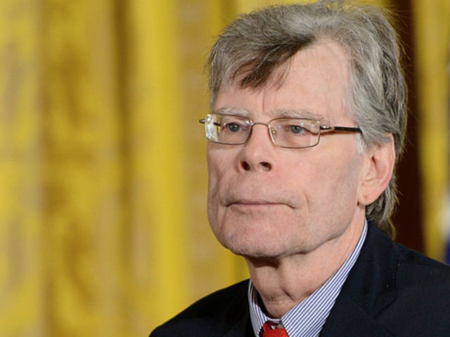 Stephen King Riles up Social Media After Controversial Tweet About Donald Trump's Coronavirus Test
