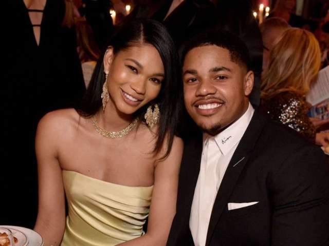 Giants WR Sterling Shepard and Supermodel Wife Chanel Iman Welcome Baby No. 2