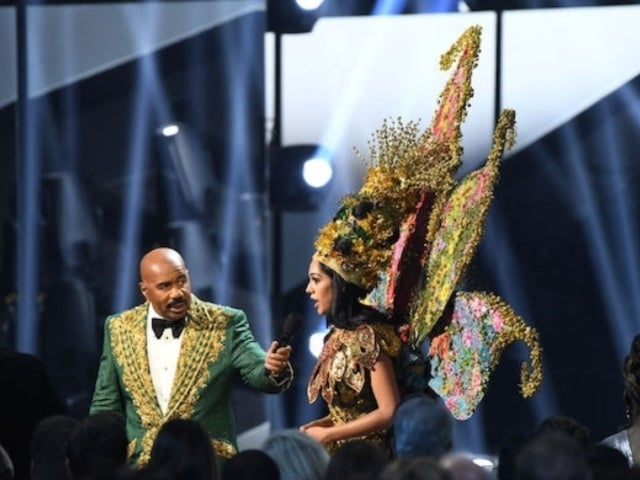Miss Universe Pageant Says Steve Harvey Did Not Announce Wrong National Costume Winner