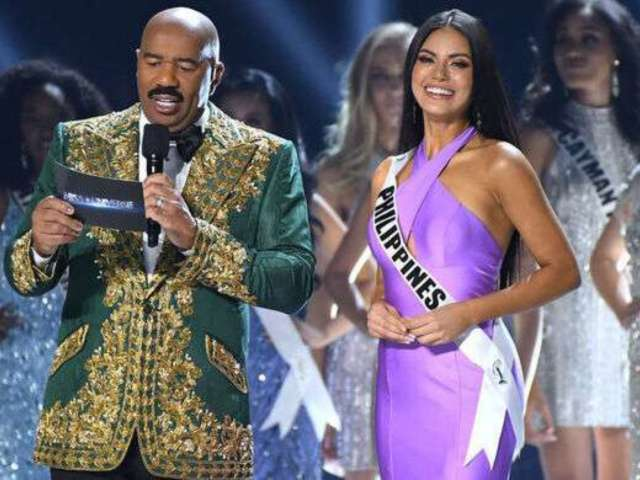 Miss Universe 2019: Steve Harvey Seemingly Announced Wrong Winner for Best National Costume, But He Didn't