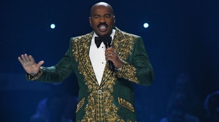 steve harvey miss universe getty images