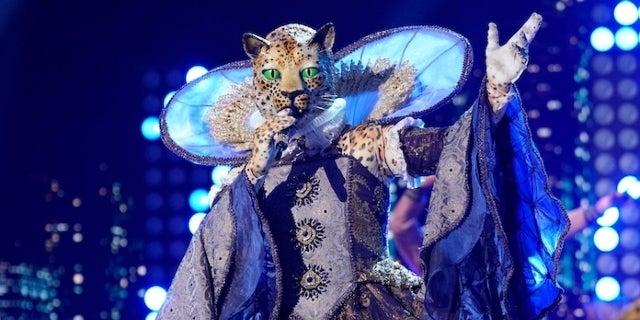 the-masked-singer-leopard-seal_Michael Becker : FOX