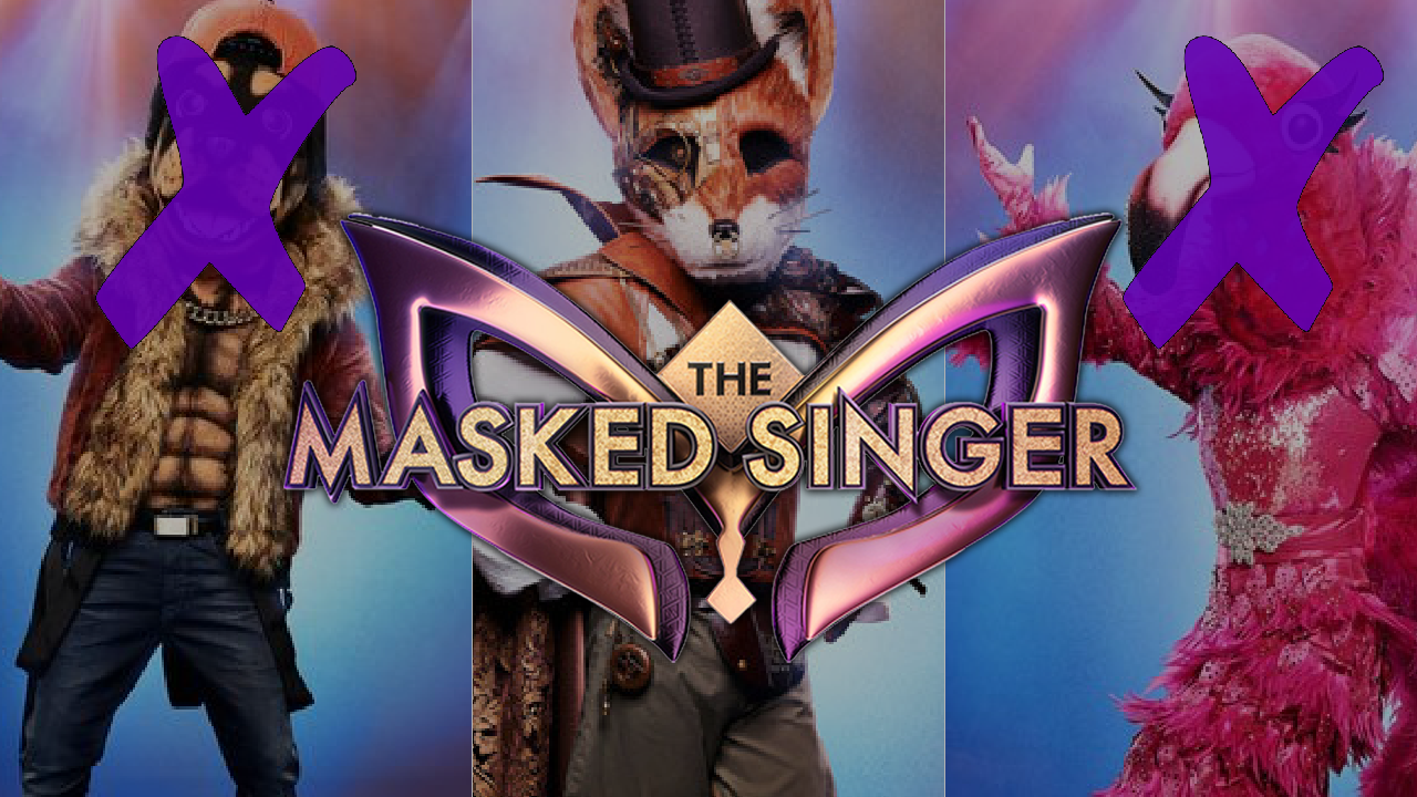 THE MASKED SINGER Season 2 Finale Recap screen capture