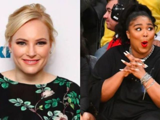 'The View' Co-Host Meghan McCain Defends Lizzo Amid Lakers Outfit Controversy: 'Let Her Live'