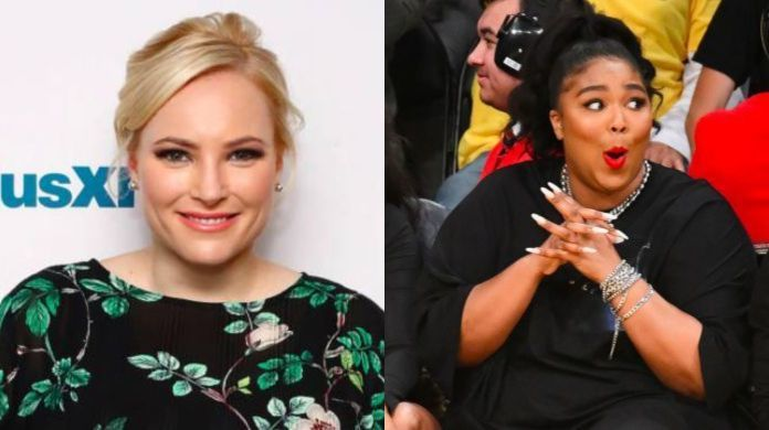the-view-meghan-mccain-lizzo-lakers-outfit