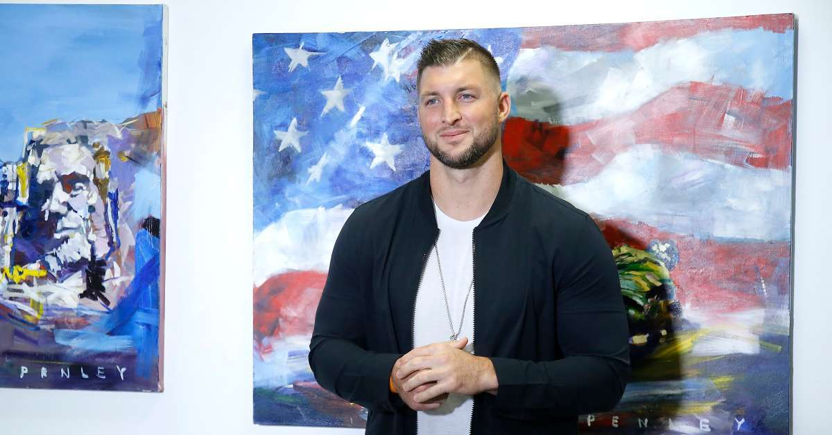 Tim Tebow Sends Spiritual Thanksgiving Message to Fans