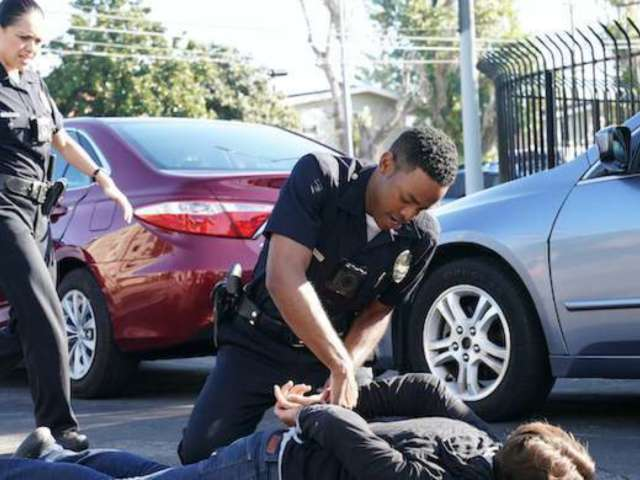 Actor Titus Makin Jr. Dishes on Character Evolution in 'The Rookie' (Exclusive)