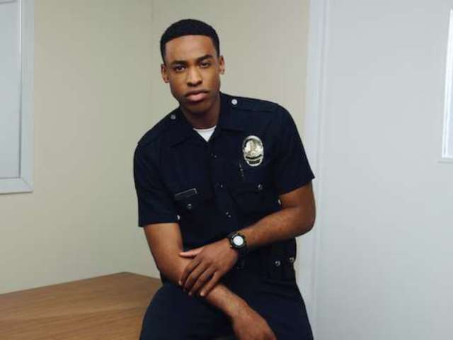 'The Rookie' Actor Titus Makin Jr. Discusses Staying Fit, Making Music (Exclusive)