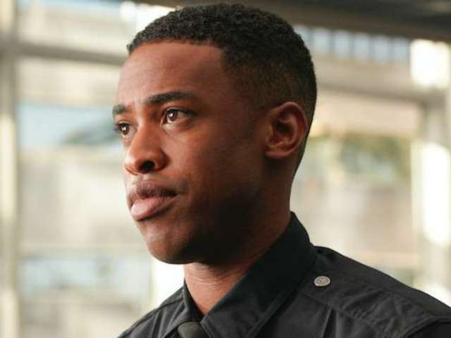 Actor Titus Makin Jr. Reveals Pre-Series Preparation for 'The Rookie' (Exclusive)