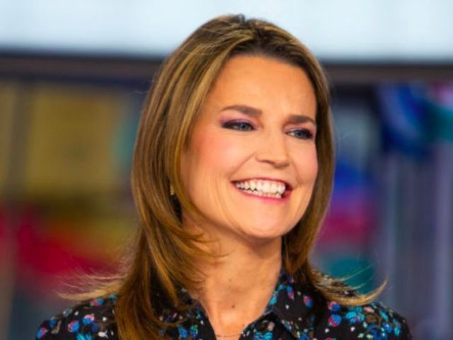 'Today' Host Savannah Guthrie Self-Quarantining Amid Coronavirus Pandemic