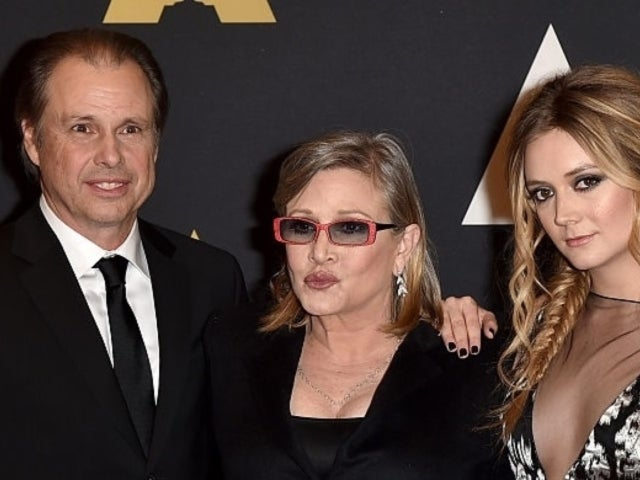 Carrie Fisher's Brother Unearths Note About Death Handwritten by Iconic 'Star Wars' Actress 3 Years After Her Passing