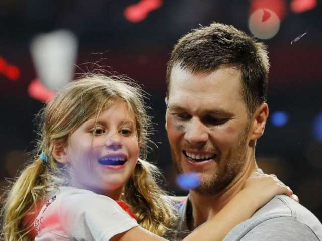 Tom Brady Celebrates 'Girlie Girl' Daughter Vivian's 7th Birthday With Heartwarming Message