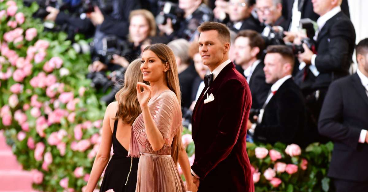 Tom Brady Credits Multi-Step Secret to Successful Marriage With Gisele Bundchen