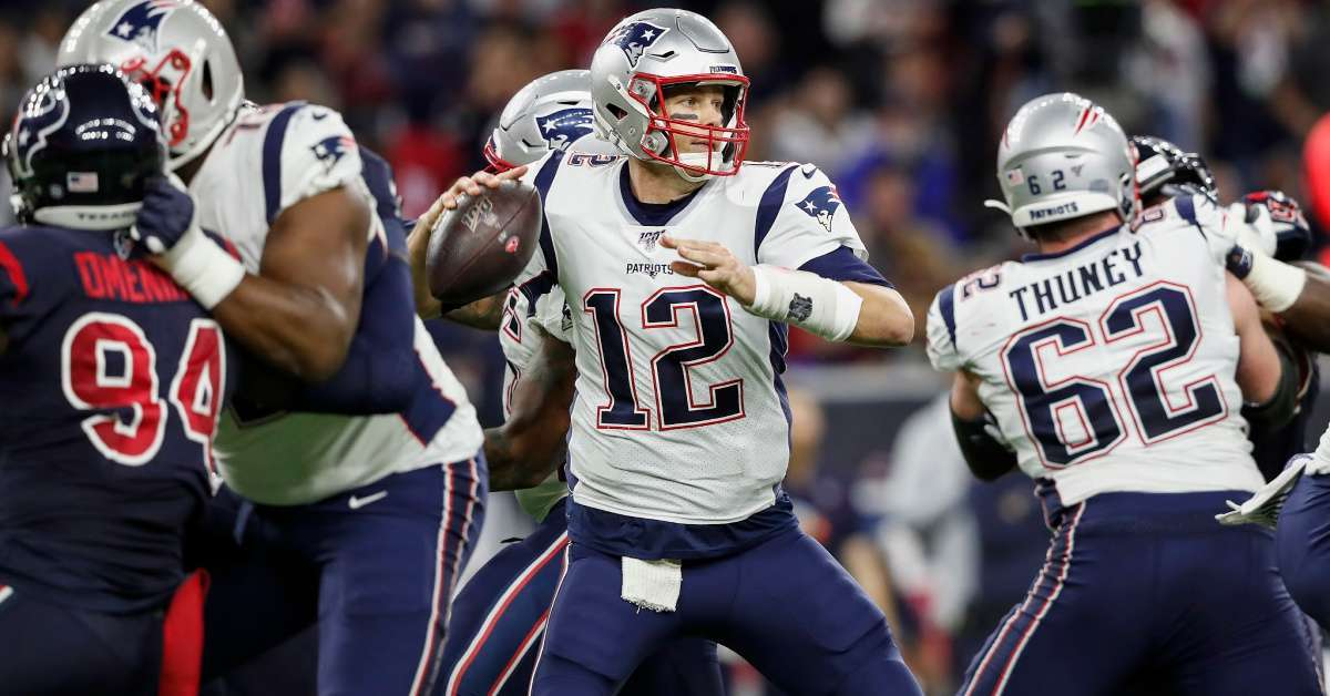 Tom Brady Reveals His Formula for the Perfect Spiral_ 'It's a Hard Thing to Do'