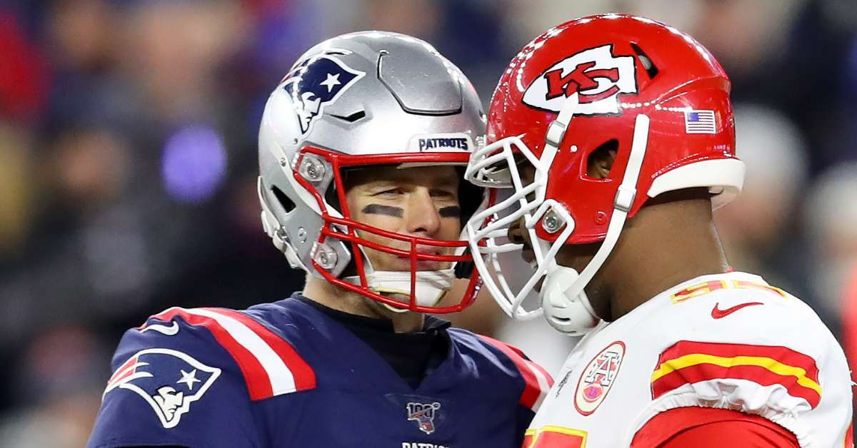 Tom Brady Reveals His Side of Heated Exchange With Chiefs DL Chris Jones