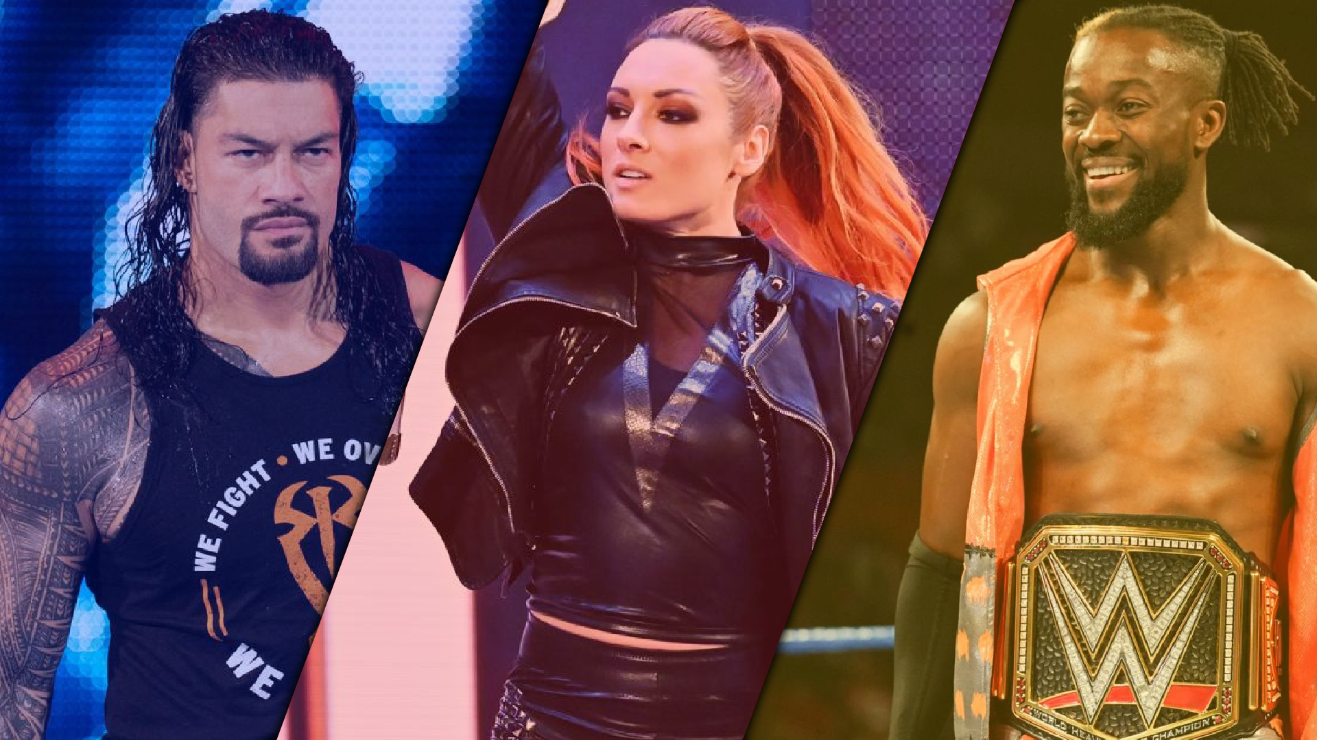 Top 5 WWE Stories of 2019 screen capture