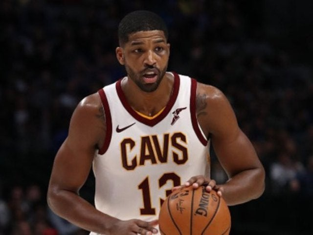 Tristan Thompson Shares Rare Photo of Toddler Son Prince Amid 'Red Table Talk' Drama