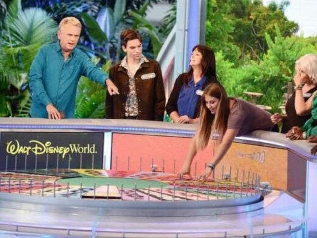 'Wheel of Fortune' Reveals Which Disney Character Will Replace Vanna White as Letter-Turner on Tonight's Episode