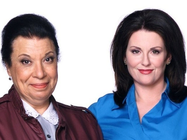 Megan Mullally Tweets Photo Tribute to Late 'Will & Grace' Star Shelley Morrison