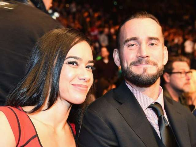 WWE: CM Punk and AJ Lee Spotted out During Date Night at Chicago Bears Game