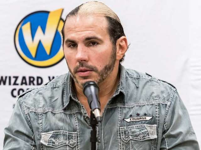 WWE's Matt Hardy and Wife Reby Sky Welcome Son Bartholomew, Their Third Child