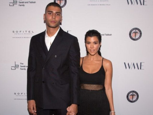 Kourtney Kardashian Caught 'Dancing All Night' With Ex Younes Bendjima