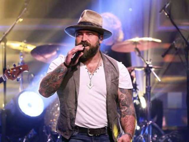 Watch: Zac Brown Arrives for 'College GameDay' for Georgia vs. LSU