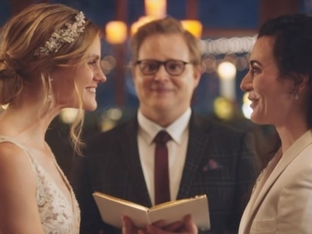 Hallmark Channel Pulls Commercial of Brides Kissing Amid Network Boycott Petition From Conservatives
