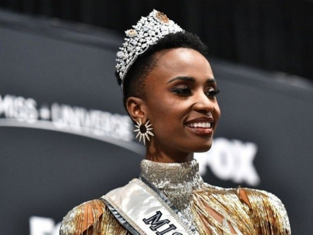 Miss Universe 2019 Winner Zozibini Tunzi Has Twitter Fired Up
