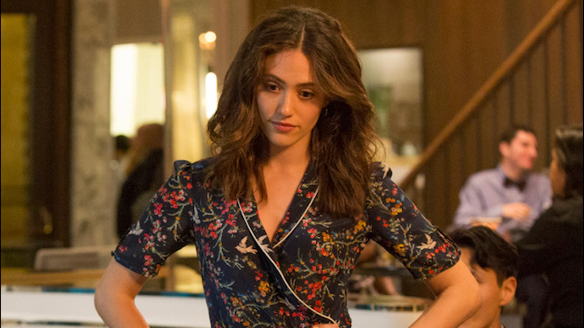 'Shameless' - Emmy Rossum on Fiona Gallagher in Season 9 screen capture