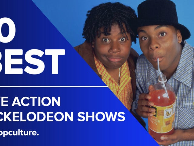 10 Best Live Action 90's Nickelodeon TV Shows