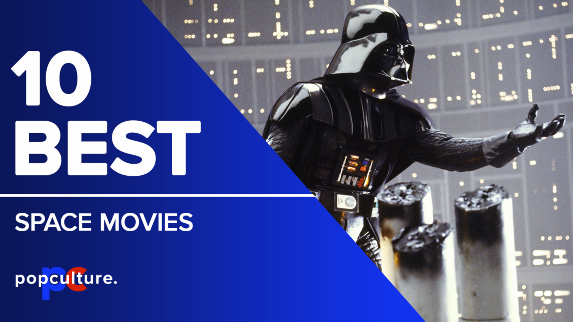 10 Best Space Movies - PopCulture screen capture