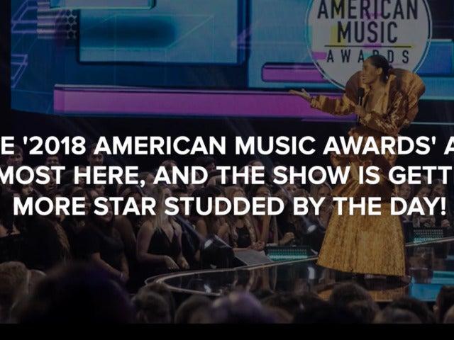 2018 American Music Award Highlights