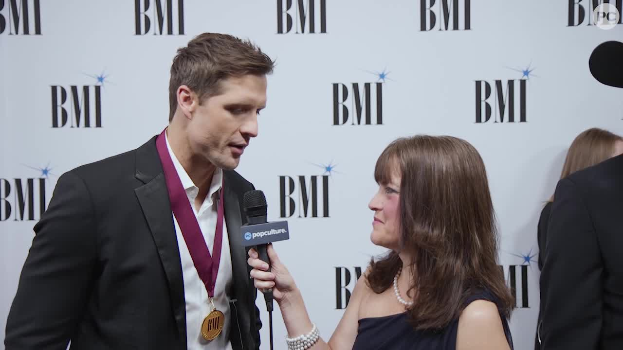 2018 BMI Awards - Walker Hayes screen capture