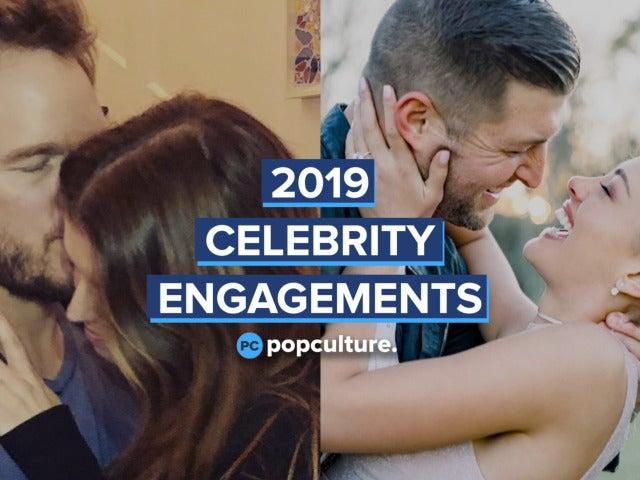 2019 Celebrity Engagements