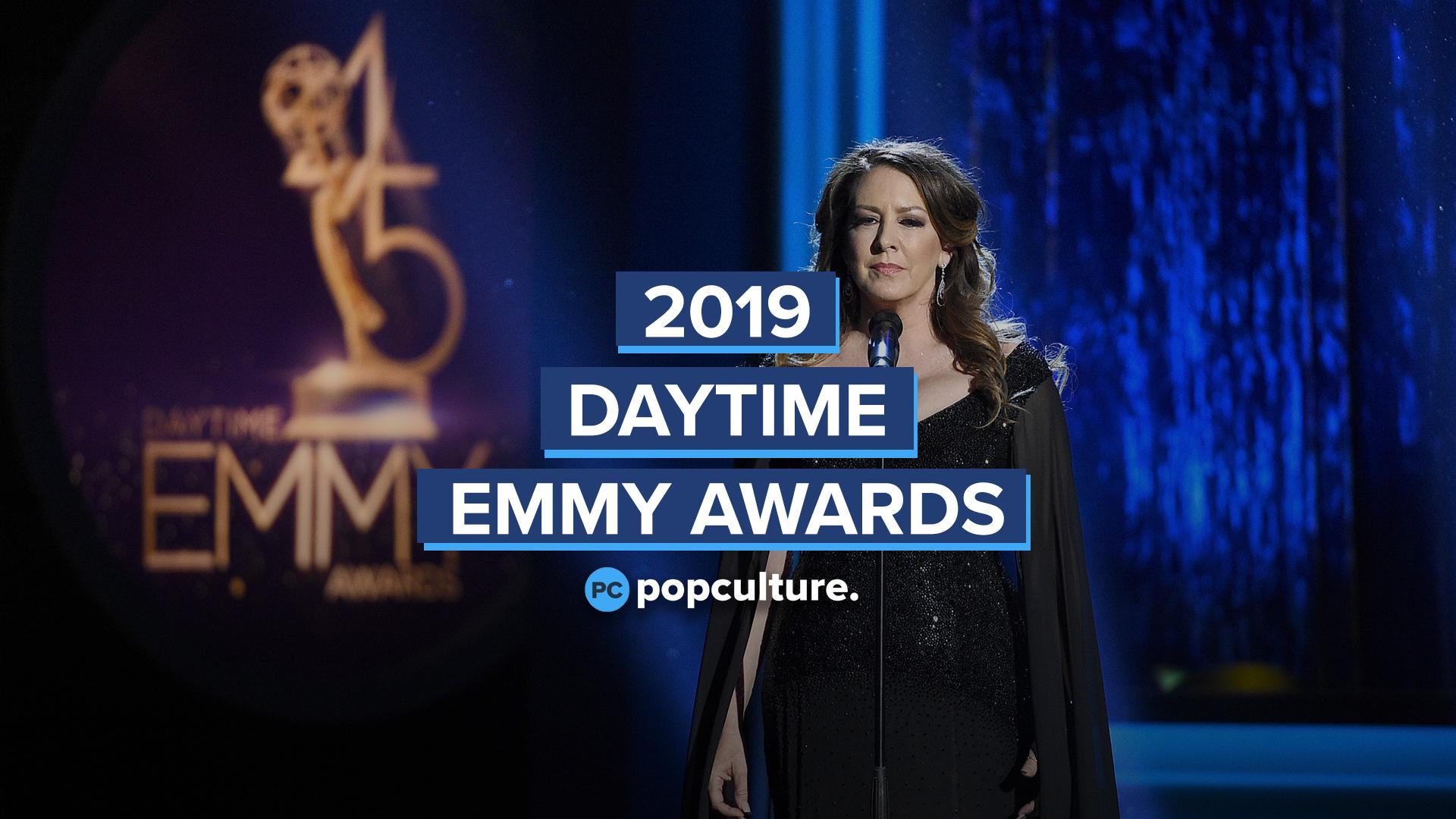 2019 Daytime Emmy's - Everything You Need to Know screen capture