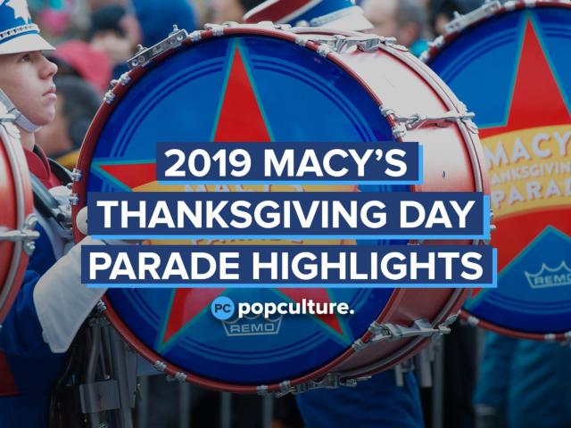 2019 Macy's Thanksgiving Day Parade Highlights