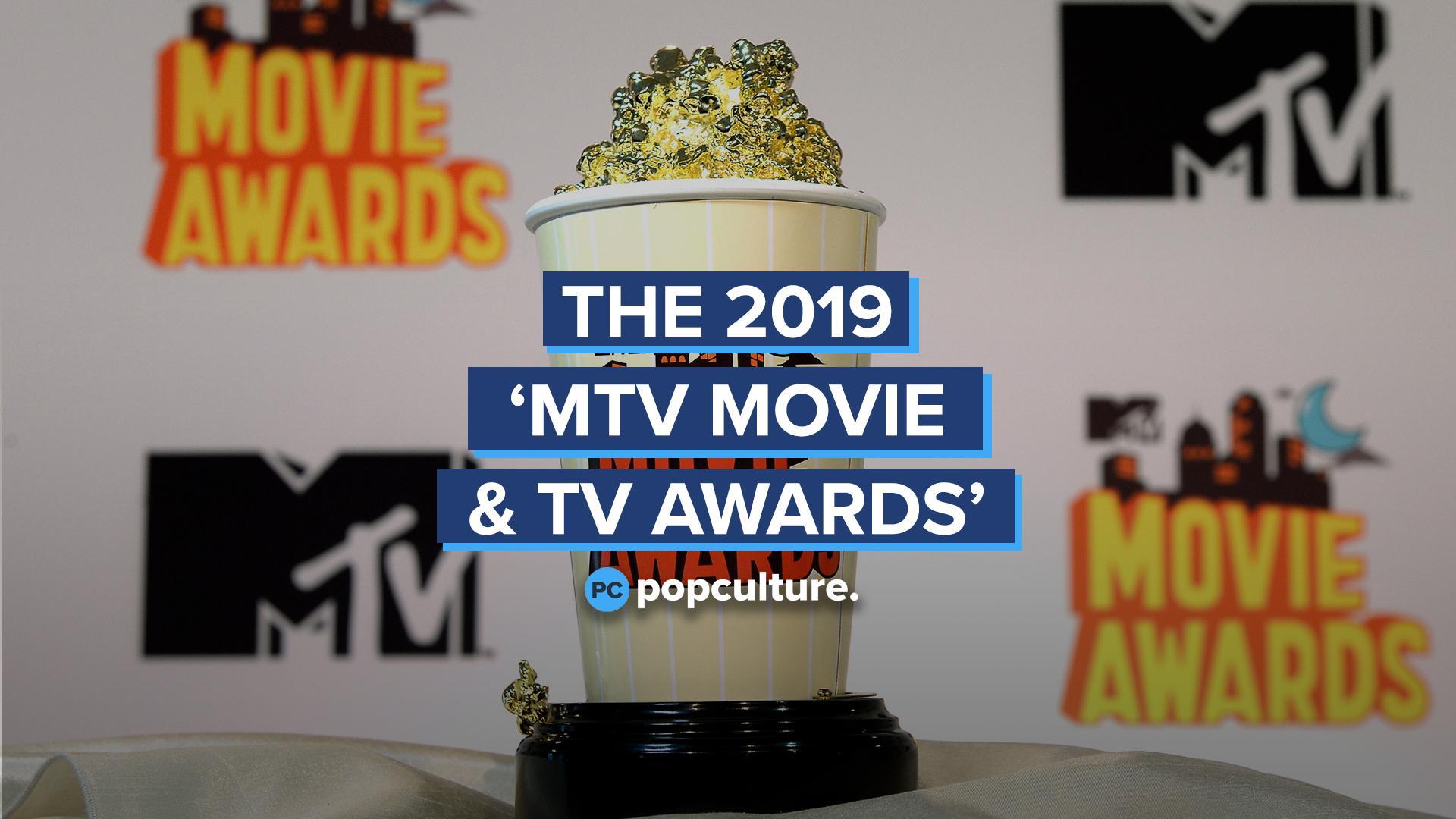 2019 MTV MOVIE & TV AWARDS Highlights screen capture