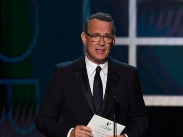 SAG Awards 2020: Tom Hanks' Expression During Eugene Levy's Opening Speech Drives Social Media Wild