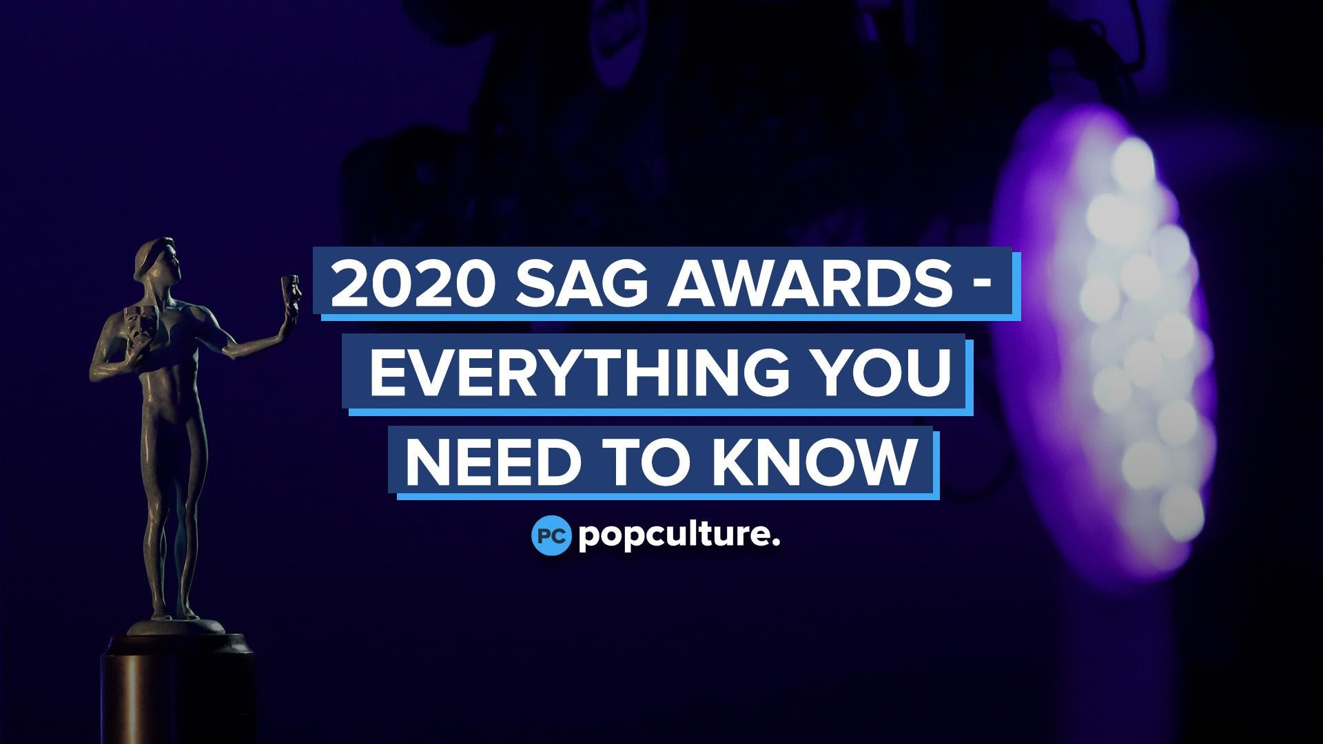 2020 Screen Actors Guild Awards - Everything You Need to Know screen capture