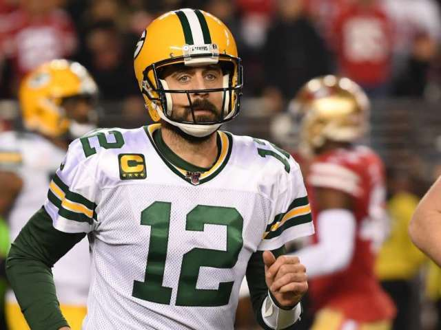 Packers QB Aaron Rodgers Questions God in Religious Conversation With Danica Patrick